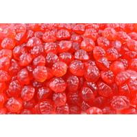 Mure framboise rouge