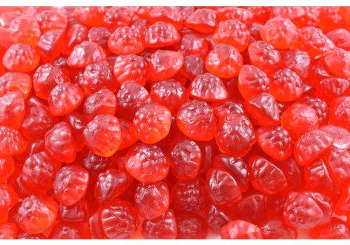 Albanese Mure framboise rouge