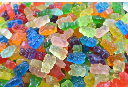 Albanese 12 Flavours Gummy Bears