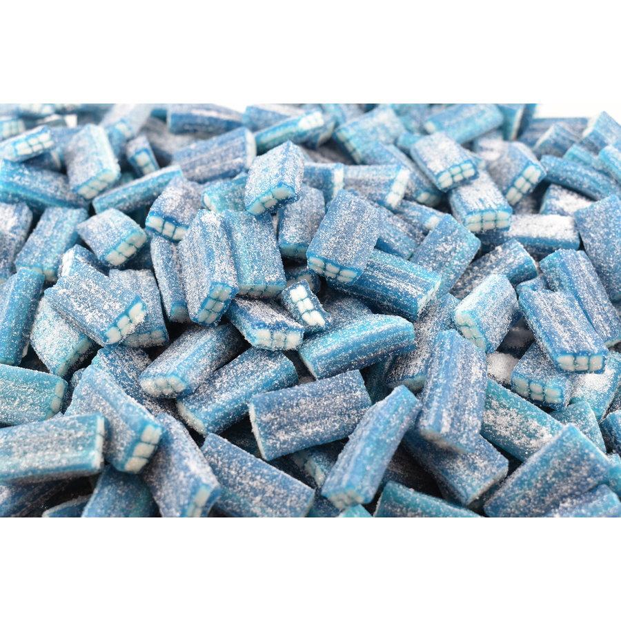 Brique framboise bleue