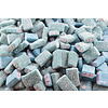 Sour Blue Rasberry and Bubble Gum Bricks