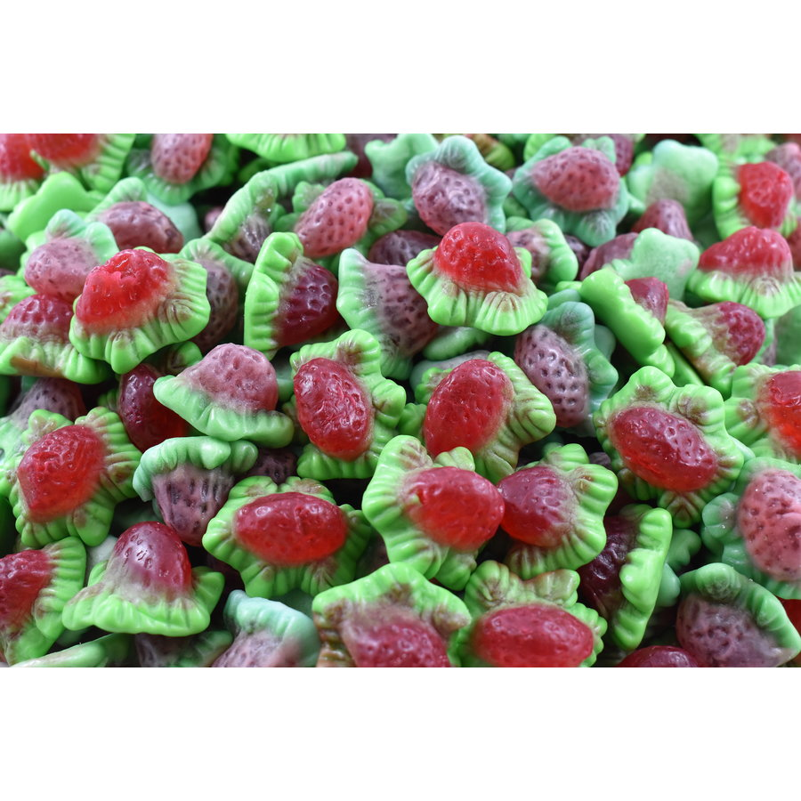 Filled Strawberries