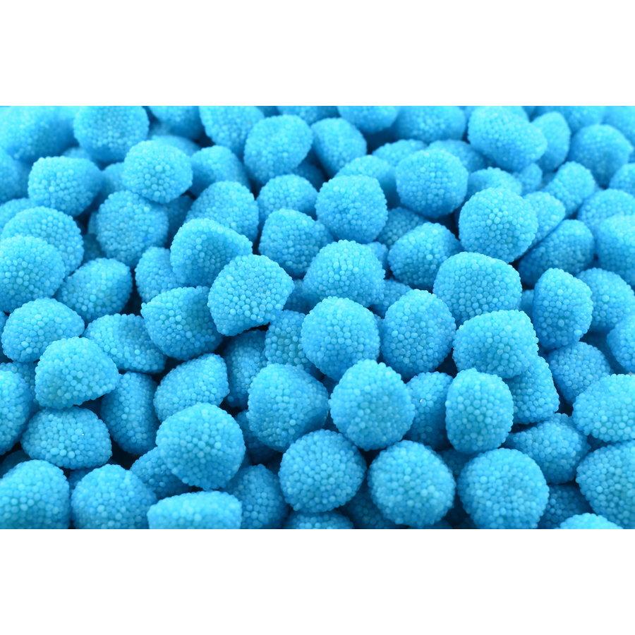 Lunaire framboise bleue