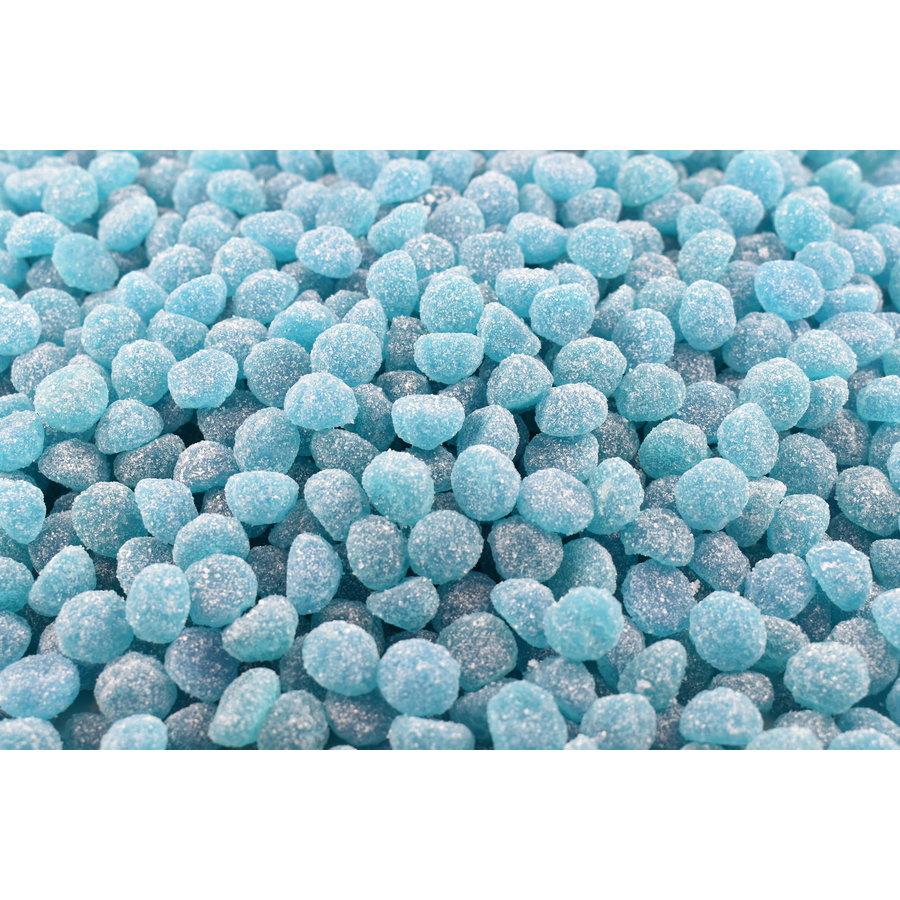 Mini Sour Blue Raspberry