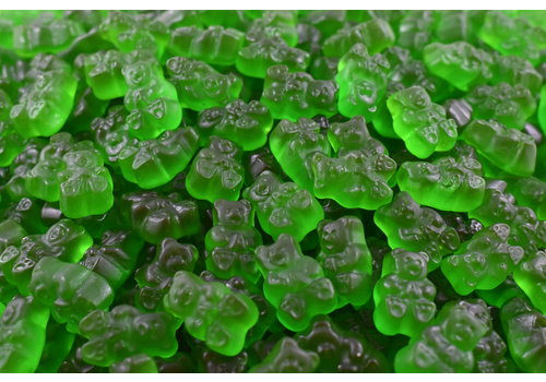 Albanese Green Apple Gummi Bears