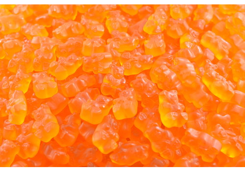 Albanese Orange Gummi Bears