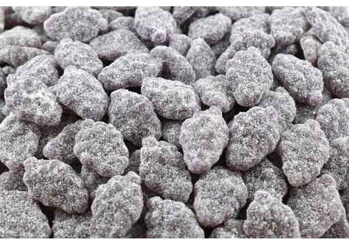 Juby Raisins surette