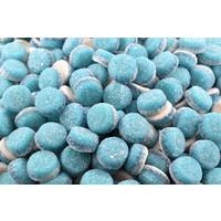 Tarte framboise bleue