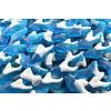Blue Raspberry Dolphins