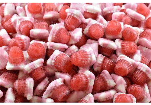 Torsade farcie à la fraise