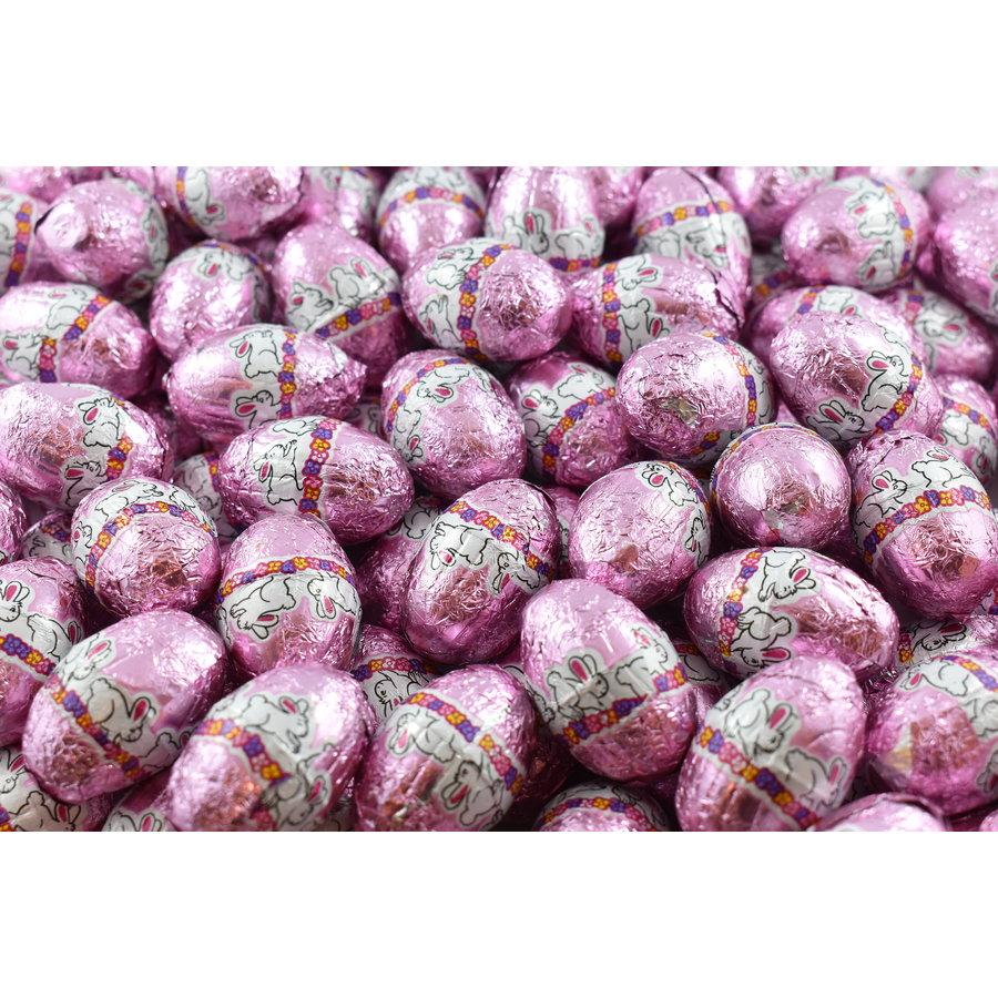 Caramel Chocolate Eggs