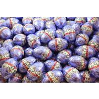 Fudge Chocolate Eggs