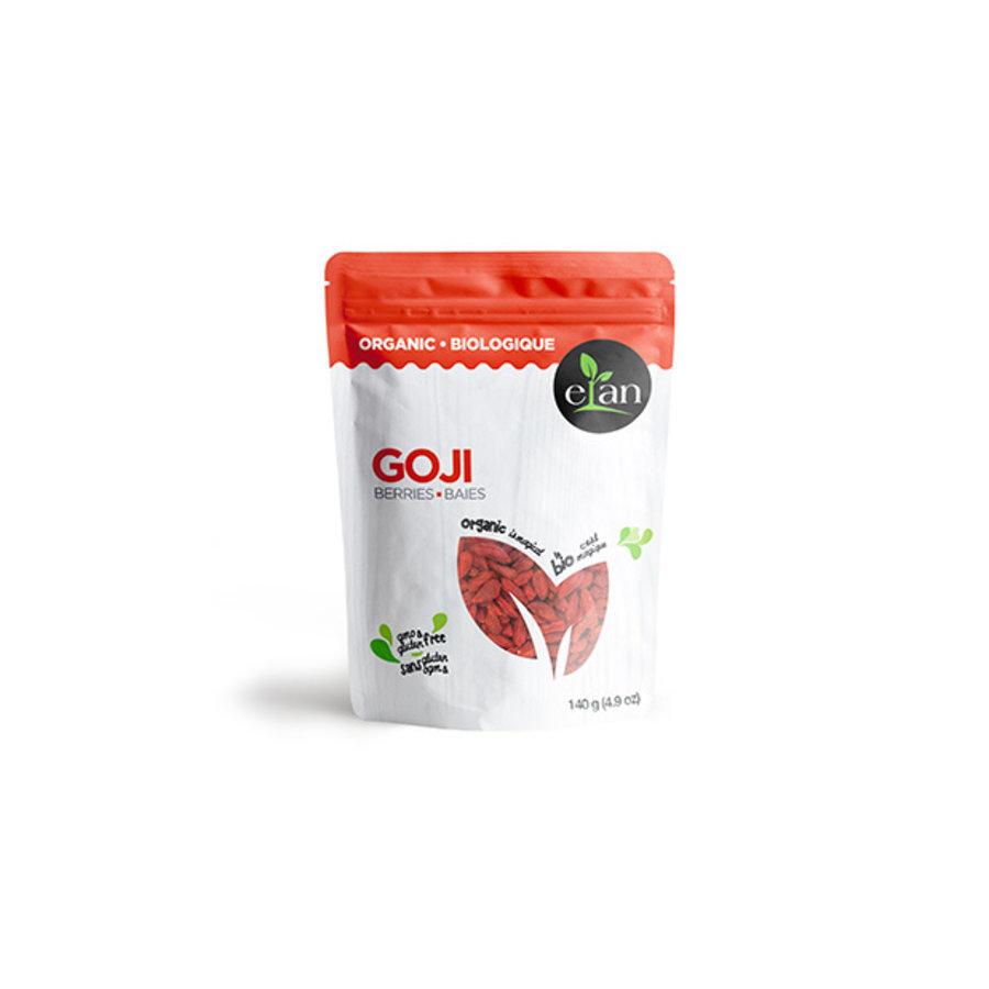 Elan Organic Goji Berries 140g