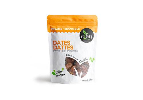 Elan Organic Pitted Dates 185g