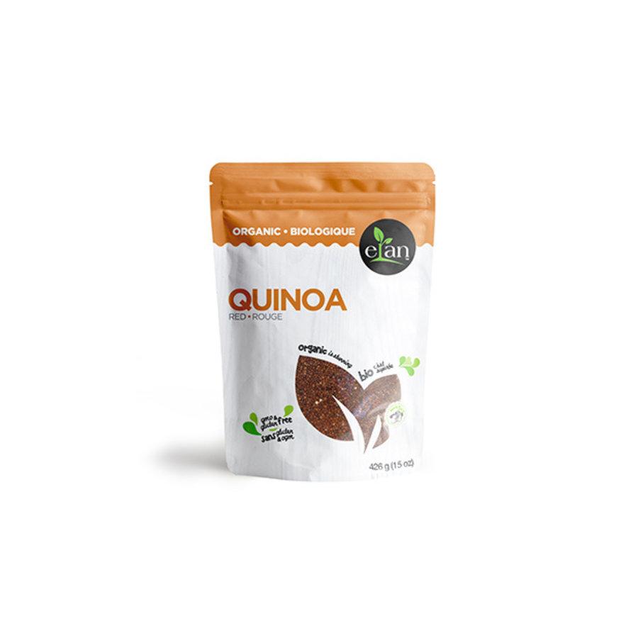 Elan Organic Red Quinoa 426g