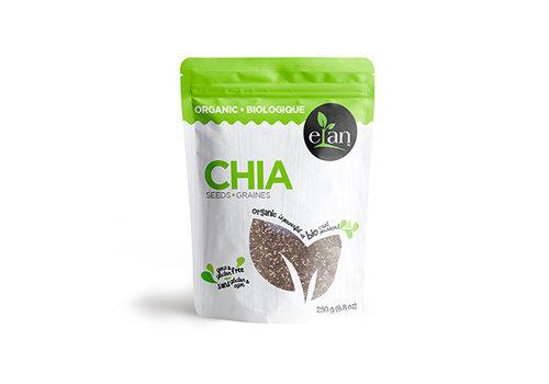 Elan Graines de Chia Bio 250g