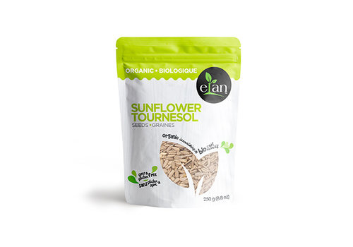 Elan Organic Sunflower Seeds 200g