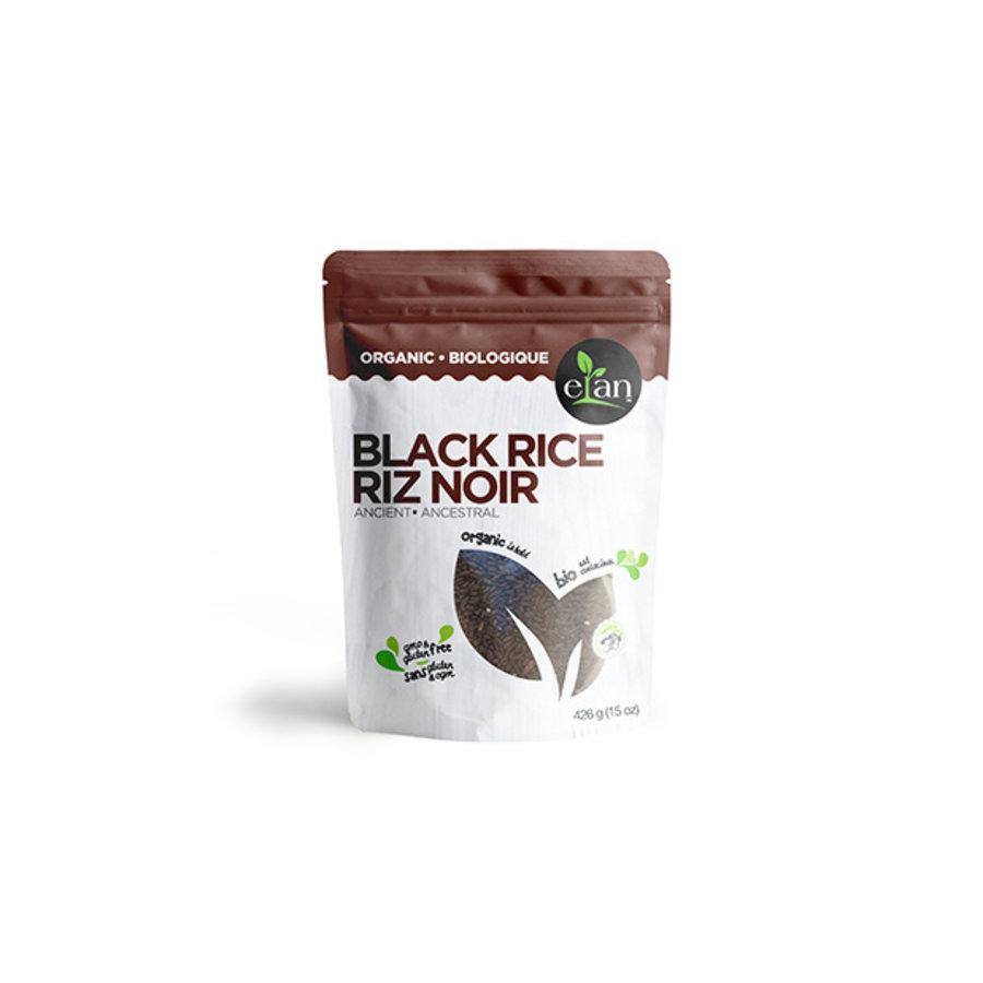 Elan Organic Ancient Black Rice 426g