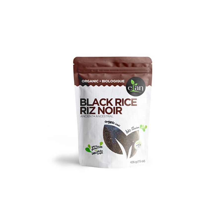Elan Riz noir ancestral Bio 426g