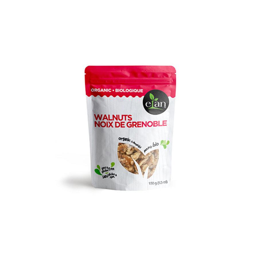 Elan Organic Walnuts 150g