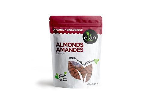 Elan Organic Tamari Almonds 175g
