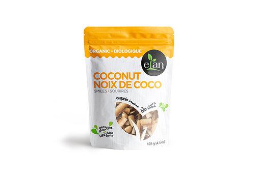 Elan Noix de coco sourires Bio 125g