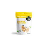 Elan Organic Banana Chips 135g