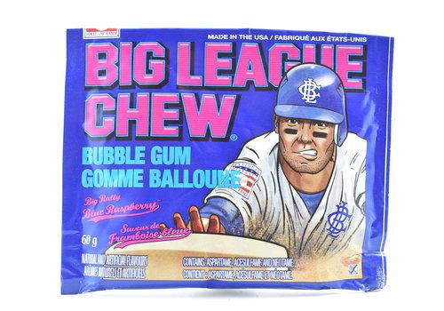 Blue Rasberry Big League