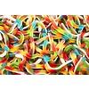 Multicolored Gummy Worms