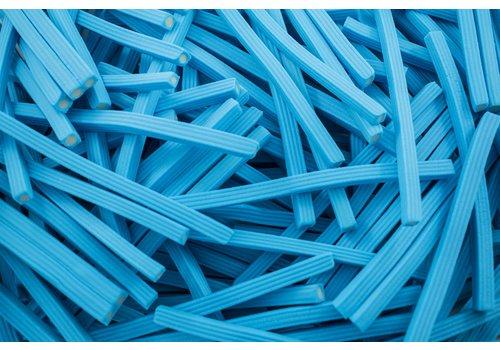 Blue Rasberry Square Licorice