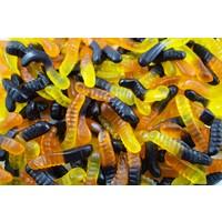 Mini Halloween Worms