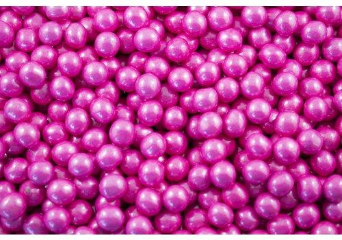 Oak Leaf Sixlets Shimmer Rose brillant 907g