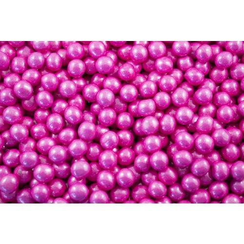 Oak Leaf Shimmer Bright Pink Sixlets 907g