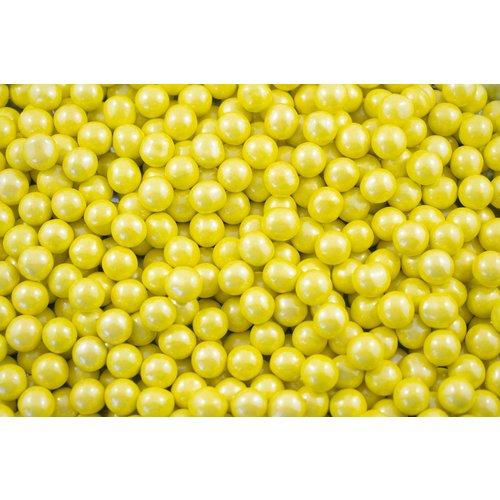 Oak Leaf Shimmer Yellow Sixlets 907g