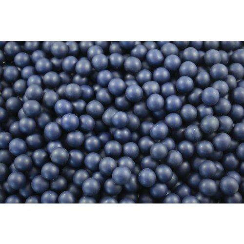 Oak Leaf Navy Blue Sixlets 907g