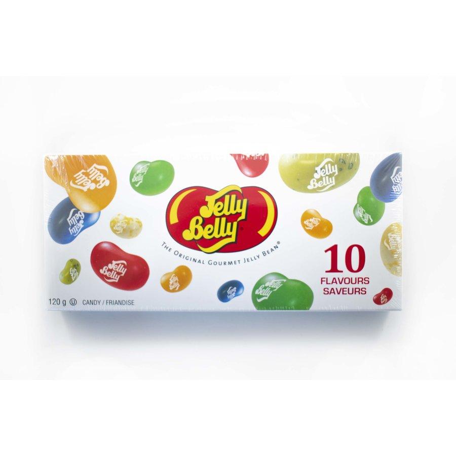 Jelly Belly 10 meilleurs saveurs 120g