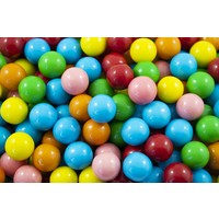 Gommes minis assorties 14mm