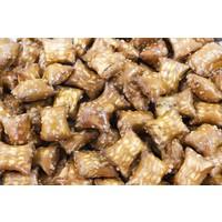 Bretzel fourré arachides