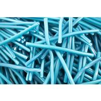Crayon framboise bleue
