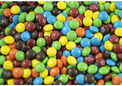 M&M chocolat au lait mini