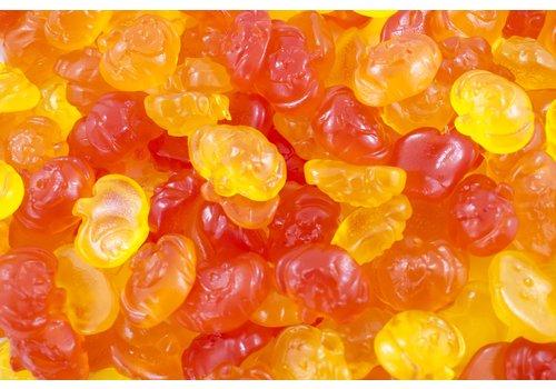Albanese Gummi Pumpkins