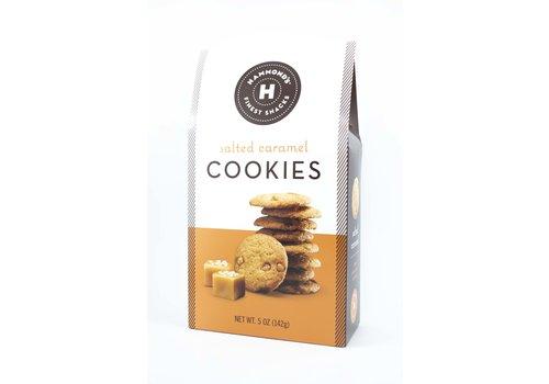 Hammond's Hammond's biscuits caramel salé 142g