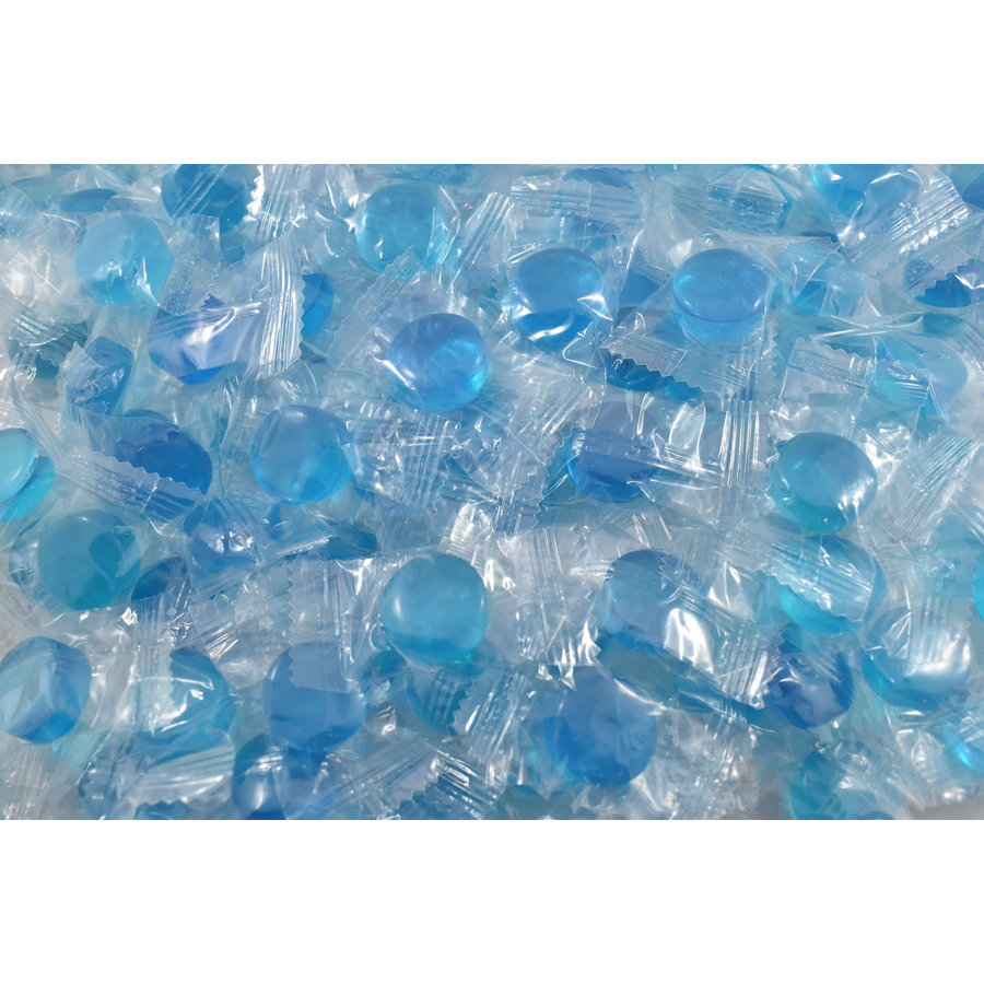 Sugar Free Blue Raspberry Candies