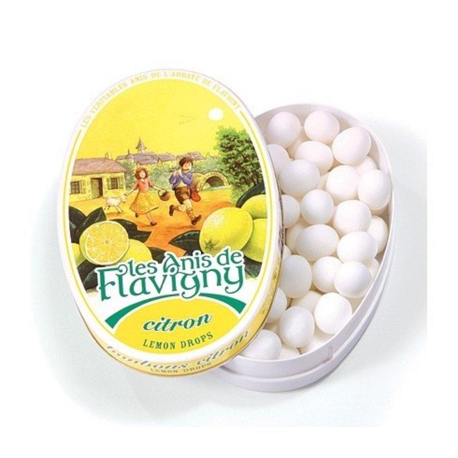 Lemon Flavigny 50g