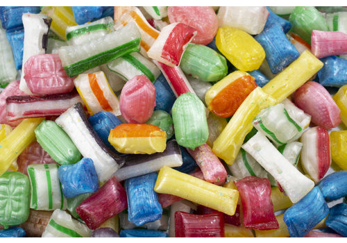 Bonbons mélange des fêtes