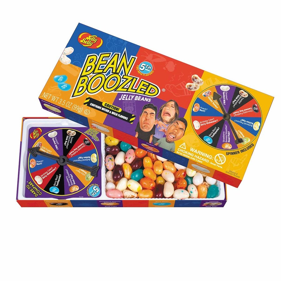 Bean Boozled Wheel of Fortune 100g