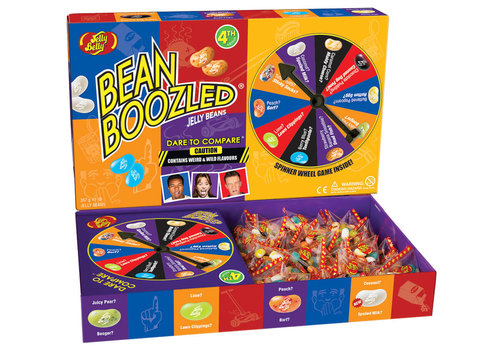 Bean Boozled Jeux 357g