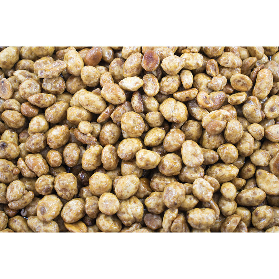 Honey-Flavoured Roasted Peanuts
