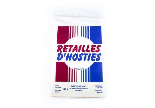 Retailles d'hosties 115g