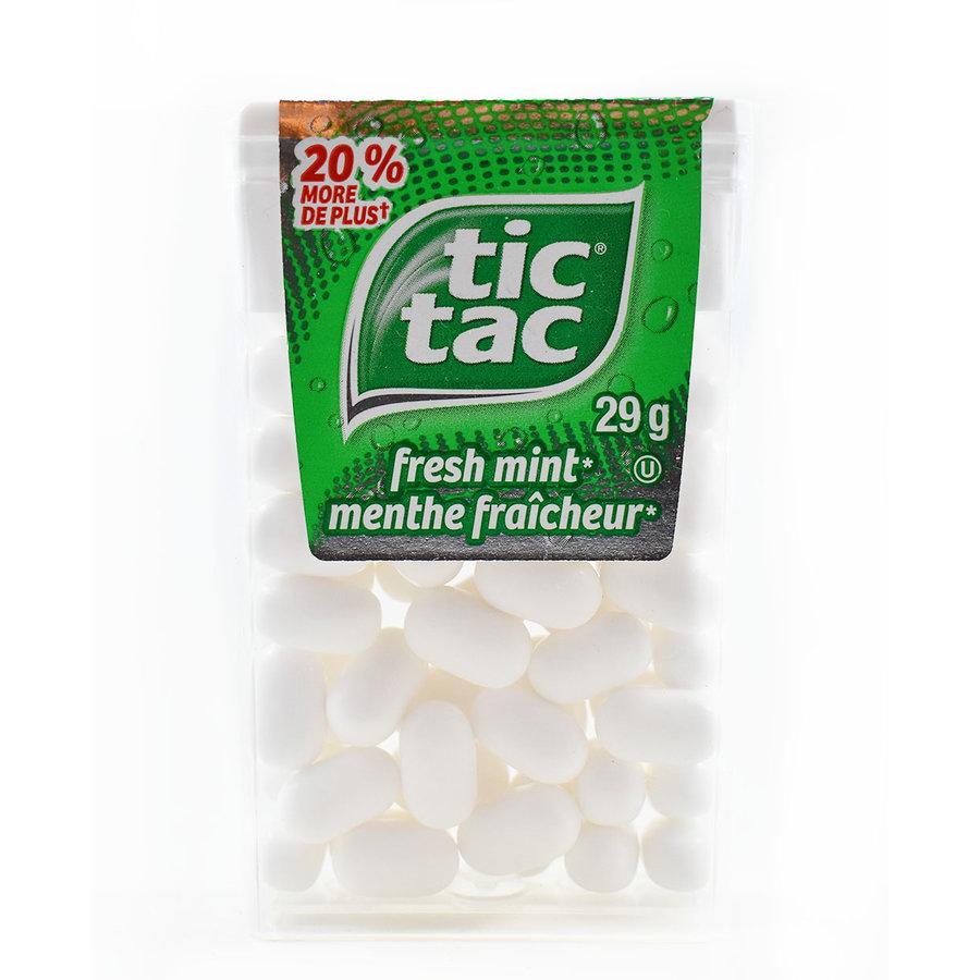 Tic Tac Fresh Mint 29g